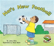 Nat's New Football - 9780170112673
