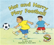 Nat and Harry Play Football - 9780170112680