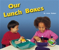 Our Lunch Boxes - 9780170112734