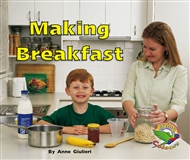 Making Breakfast - 9780170112741