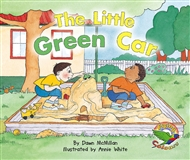The Little Green Car - 9780170112840