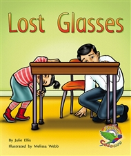 Lost Glasses - 9780170112864