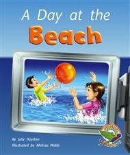 A Day at the Beach - 9780170112932
