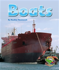 Boats - 9780170113021
