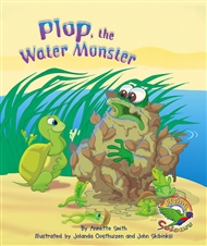 Plop, the Water Monster - 9780170113076