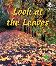 Look at the Leaves - 9780170113175