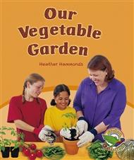 Our Vegetable Garden - 9780170113199