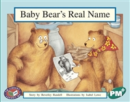Baby Bear's Real Name - 9780170113311