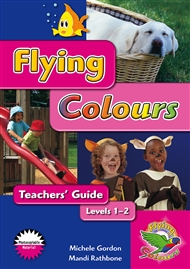 Flying Colours Magenta - Teacher's Guide, Levels 1-2 - 9780170113328