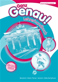 Ganz Genau! Teacher Resource Pack - 9780170114165