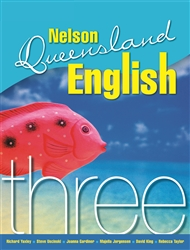Nelson Queensland English Book 3 - 9780170114240