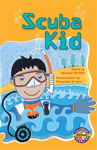 PM Ruby Extras - Scuba Kid, Single Copy, Level 28 - 9780170114615