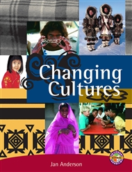 PM Ruby Extras - Changing Cultures, Single Copy, Level 27 - 9780170114660