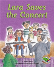Lara Saves the Concert - 9780170115742
