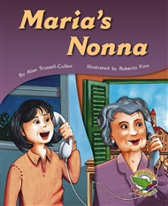 Maria's Nonna - 9780170115759