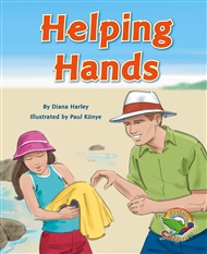 Helping Hands - 9780170115766