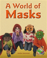 A World of Masks - 9780170115889