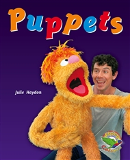 Puppets - 9780170115896
