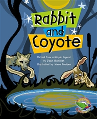 Rabbit and Coyote - 9780170115988