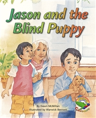 Jason and the Blind Puppy - 9780170116015