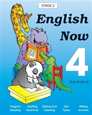 English Now Book 4 - 9780170116329