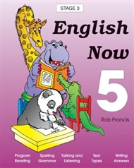 English Now Book 5 - 9780170116336