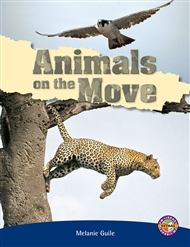 PM Sapphire Extras - Animals on the Move, Single Copy, Level 29 - 9780170116596