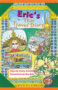 PM Sapphire Extras - Eric's Thai Travel Diary, Single Copy, Level 29 - 9780170117135