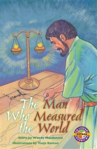 PM Sapphire Extras - The Man Who Measured the World, Single Copy, Level 30 - 9780170117142