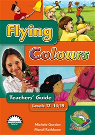Flying Colours Green - Teacher's Guide, Levels 12-15 - 9780170117326