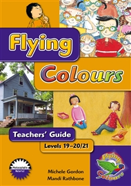 Flying Colours Purple Level 19-20/21 Teachers' Guide - 9780170119146