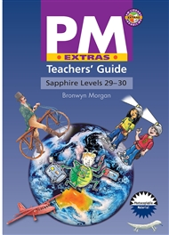 PM Sapphire Extras - Teacher's Guide, Levels 29-30 - 9780170120098