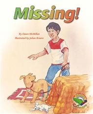 Missing! - 9780170120180