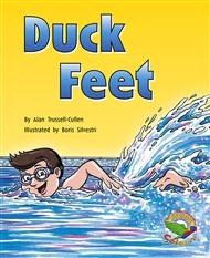 Duck Feet - 9780170120203