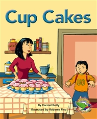 Cup Cakes - 9780170120227