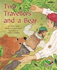 Two Travellers and a Bear - 9780170120234