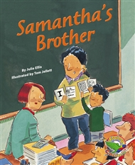 Samantha's Brother - 9780170120258