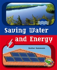 Saving Water and Energy - 9780170120319