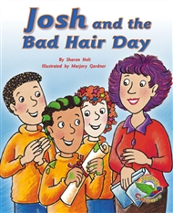 Josh and the Bad Hair Day - 9780170120401