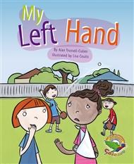My Left Hand - 9780170120432