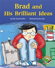 Brad and His Brilliant Ideas - 9780170120456