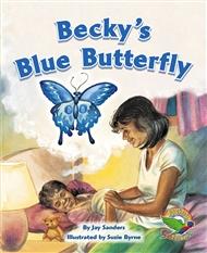 Becky's Blue Butterfly - 9780170120470