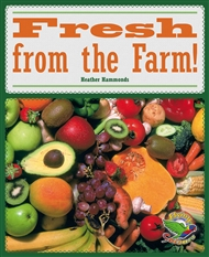 Fresh from the Farm - 9780170120579