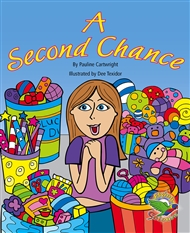 A Second Chance - 9780170120623