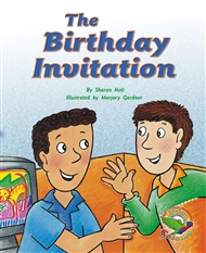 The Birthday Invitation - 9780170120678