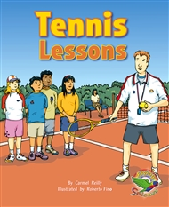Tennis Lessons - 9780170120708