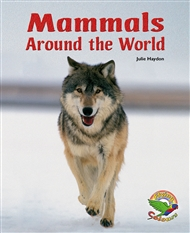Mammals Around the World - 9780170120760