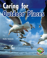 Caring for Outdoor Places - 9780170120821