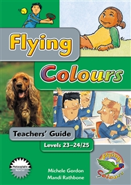 Flying Colours Silver Level 23-24/25 Teachers' Guide - 9780170122962