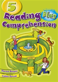 Reading Plus Comprehension: Book 5 - 9780170123044